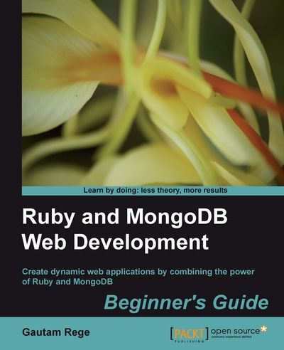 Ruby and MongoDB Web Development:Beginner