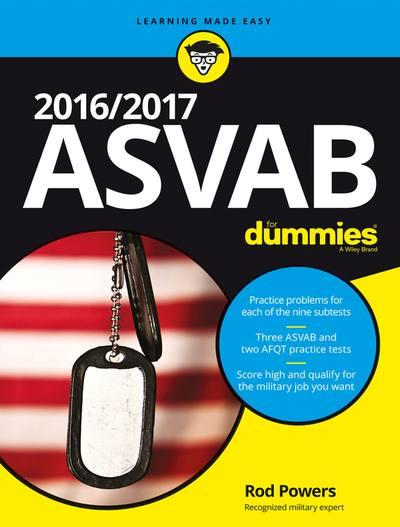 2016/2017 ASVAB for dummies