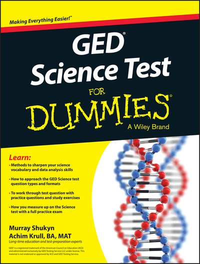 GED science test for dummies