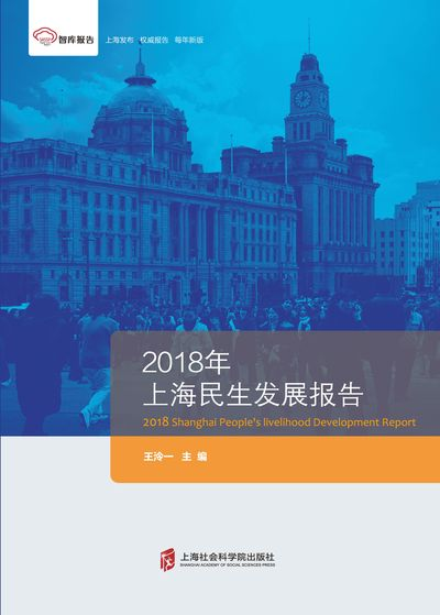 2018年上海民生發展報告