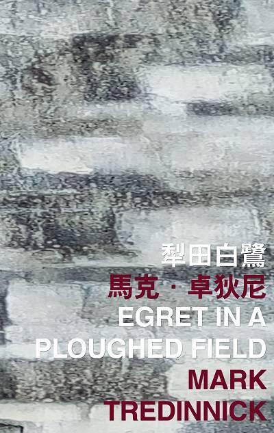 香港國際詩歌之夜. 2017, 犁田白鷺, Egret in a ploughed field