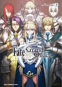 Fate/Grand Order短篇漫畫集. 4