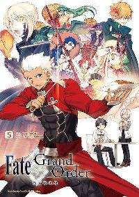 Fate/Grand Order短篇漫畫集. 5