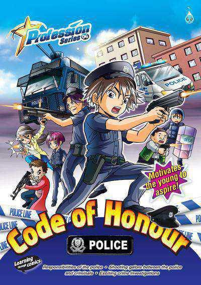 Code of honour:police