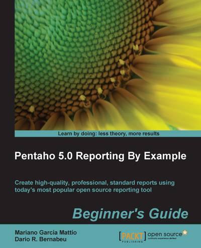 Pentaho 5.0 Reporting By Example Beginner
