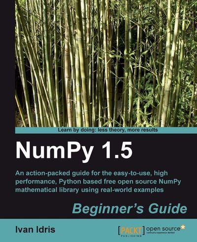 NumPy 1.5 Beginner