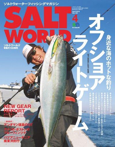 Salt world [April 2018 Vol.129]:オフショアライトゲーム