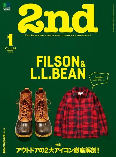 2nd [January 2019 Vol.142]:FILSON&L.L.BEAN