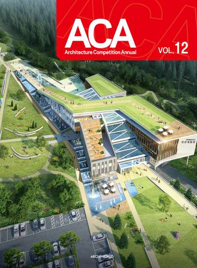 ACA:Architecture competition annual. XII, education & sport / culture / office & othters