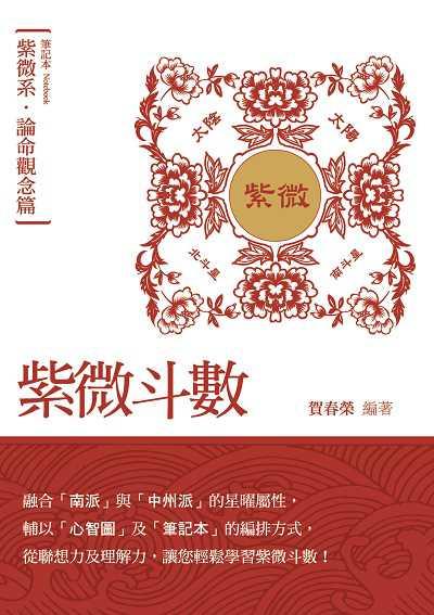紫微斗數筆記本:紫微系, 論命觀念篇