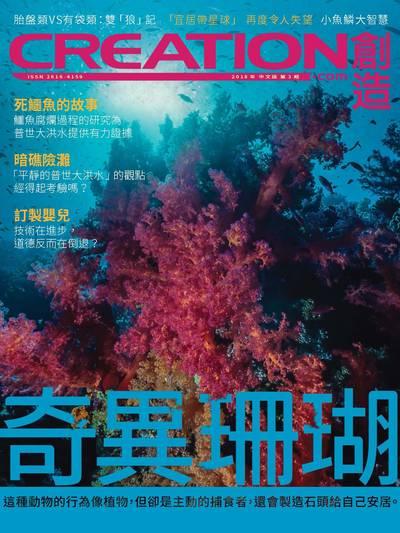 創造雜誌 [2018年第3期]:奇異珊瑚