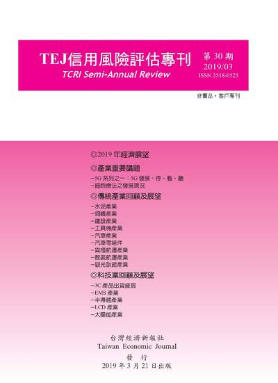 信用風險評估專刊 [第30期]:2019年經濟展望