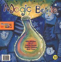 Magic bottle [有聲書]