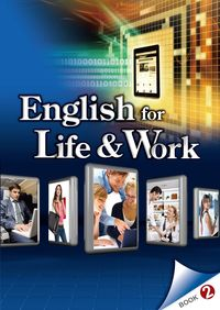 English for life & work book [有聲書]. 2