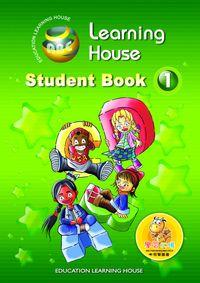 Learning House兒童美語. [第1級][有聲書]:課本