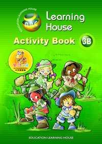 Learning House兒童美語. [第3級]:練習本B