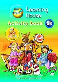 Learning House兒童美語. [第5級]:練習本B