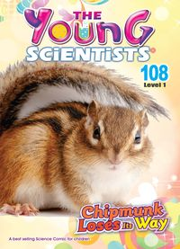 The Young Scientists Level 1 [第108期]:Chipmunk Loses Its Way