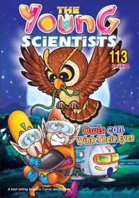 The Young Scientists Level 1 [第113期]:Owls can Wink Their Eyes