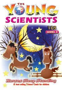 The Young Scientists Level 2 [第105期]:Horses sleep standing