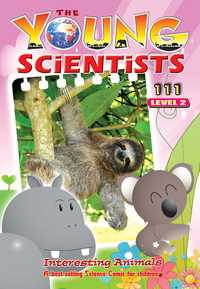 The Young Scientists Level 2 [第111期]:Interesting animals