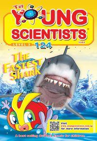 The Young Scientists Level 3 [第124期]:The fastest shark