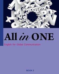 All in one [有聲書]. Book 2, English for global communication