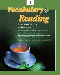 Vocabulary & reading [有聲書]. 1, NEW TOEIC 225 up CEFR A1-A2