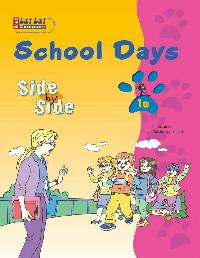 Side by Side 1A [有聲書]:School Days