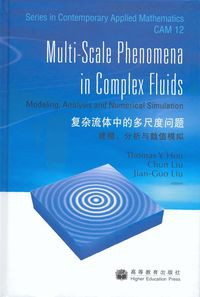 Multi-scale Phenomena in Complex Fluid:modeling, analysis and numerical simulation