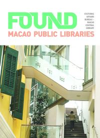 Found:Macau Public Libraries