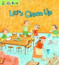 Let's clean up[有聲書]