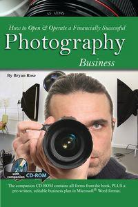 How to open & operate a financially successful photography business