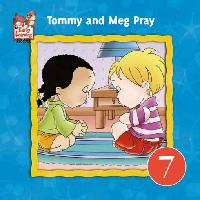 Early Bird Readers Book. (7) :Tommy and Meg Pray