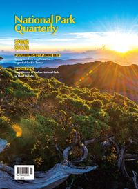 National Park Quarterly 2015.03 (Spring):Legend of Gold in Taroko
