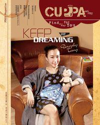 Cuppa [第54期]:find the way for you:KEEP DREAMING