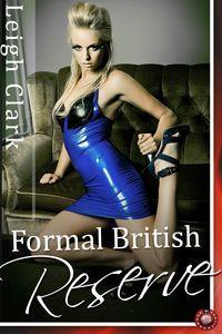 Formal British reserve