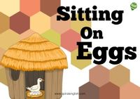 Sitting on Eggs[有聲書]
