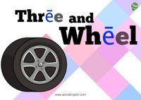 Three and Wheel[有聲書]