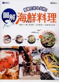 圖解海鮮料理:簡單上菜0失敗