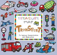 Treasure map transport:to improve concentration and observation