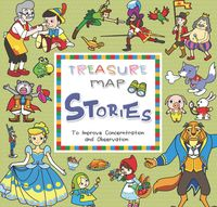 Treasure map stories:to improve concentration and observation