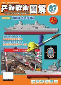 兵器戰術圖解 [第87期]:潛艦國造六強專訪