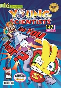 The young scientist. Level 2. 147