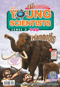The young scientist. Level 3. 148