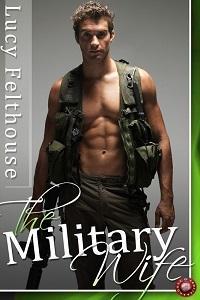 The military wife:Three military erotic romance stories