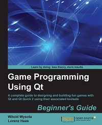 Game programming using Qt:beginner