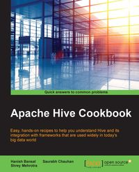 Apache hive cookbook