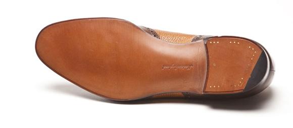 植鞣革鞋底2