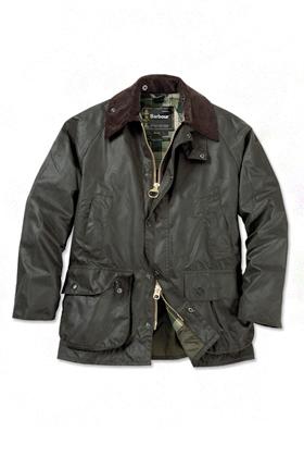 Barbour Wax Jacket